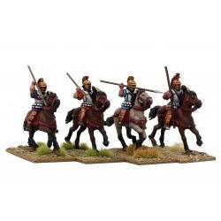 Carthaginian Hearthgurads Mounted
