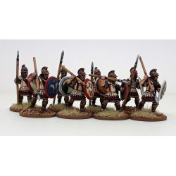 Carthaginian Warriors CITIZENS on Foot