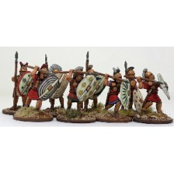 Carthaginian Warriors CONTINGENT on Foot