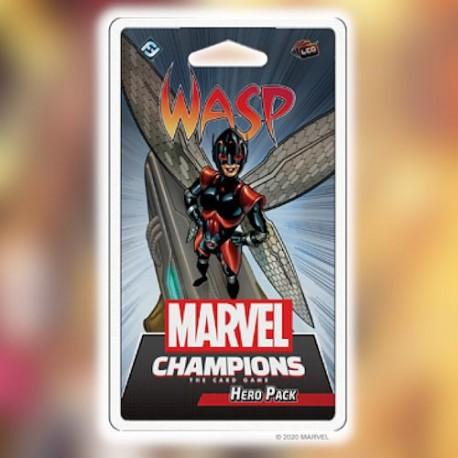 Marvel Champions: La Avispa (Castellano)