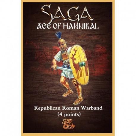 Republican Roman Starter Warband (4 points)