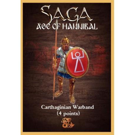 Carthaginian Starter Warband (4 points)