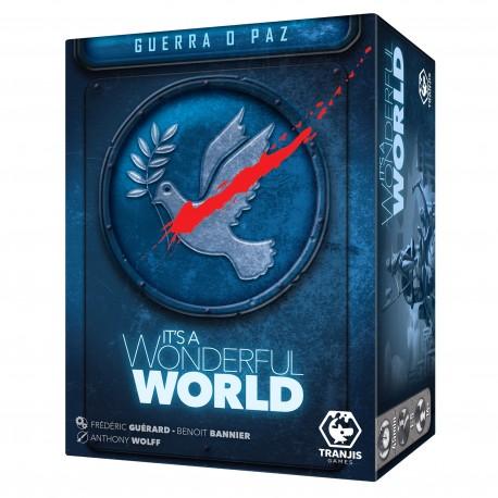 It's a Wonderful World – Guerra o Paz (Castellano)