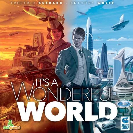 It's a Wonderful World (Castellano)