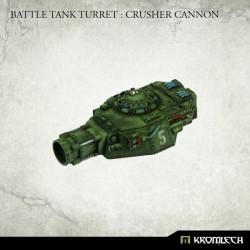 Battle Tank Turret : Crusher Cannon