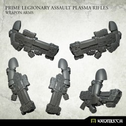 Prime Legionaries Assault Plasma Rifles