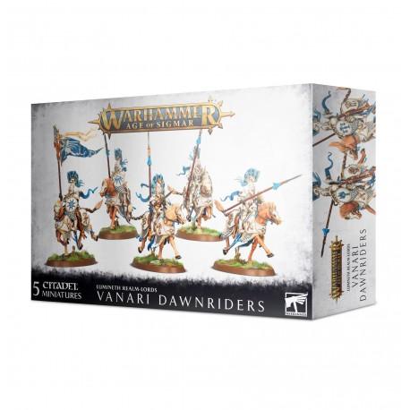 Lumineth Realm-Lords: Vanari Dawnriders (5)