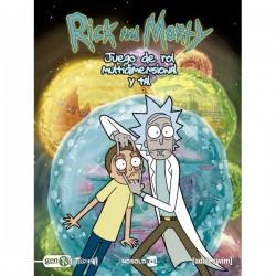 Rick y Morty el juego de rol multidimensional y tal (Spanish)