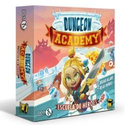 Dungeon Academy (Spanish)