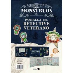 Pantalla del Detective Veterano (Spanish)