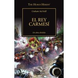 El Rey Carmesí nº 44 (Spanish)