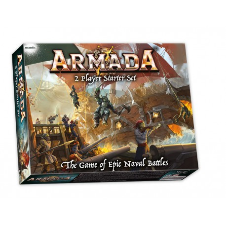 Armada Two Player Starter Set (Inglés)