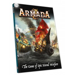 Armada Rulebook & Counters (Inglés)