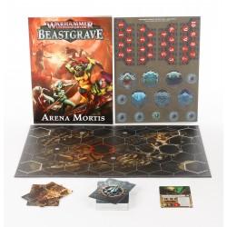 Warhammer Underworlds: Arena Mortis (Spanish)