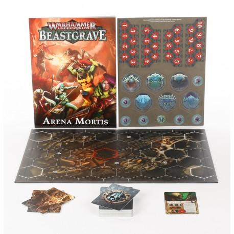 Warhammer Underworlds: Arena Mortis (Castellano)