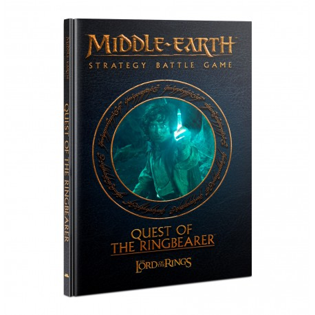 Middle-Earth: Quest Of The Ringbearer (Inglés)