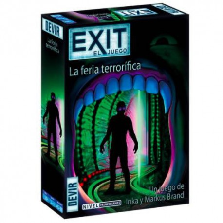 Exit 13 - La Feria Terrorífica