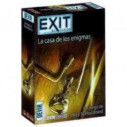 Exit 12 - La Casa de los Enigmas (Spanish)