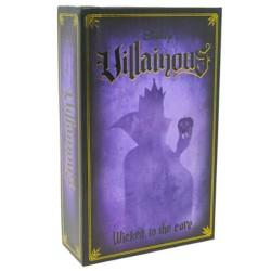 Disney Villainous Wicked to the Core (Spanish)