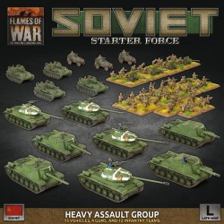 Soviet LW 'Heavy Assault Group' Army Deal (Plastic)