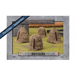 Haystacks (x4)