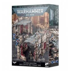 Battlezone Manuf.: Sub-cloister & Storage Fane