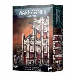 Battlezone Manufact.: Sanctum Administratus