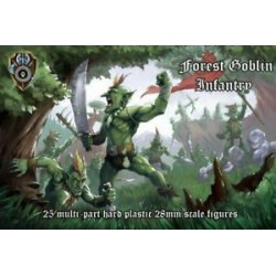 Forest Goblin Infantry (hard-plastic)