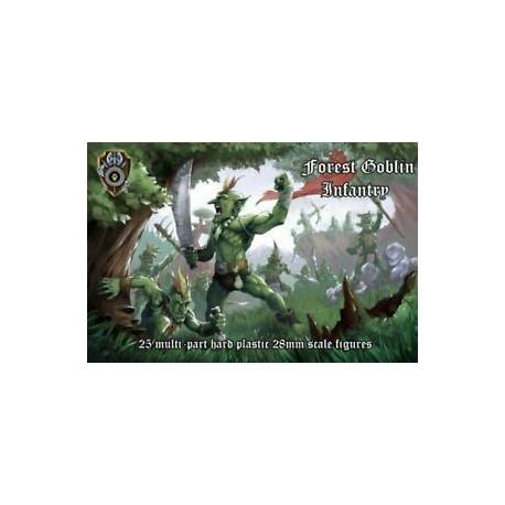 Forest Goblin Infantry (hard-plastic)