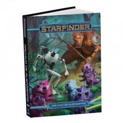 Starfinder: Archivo Alienígenas (Spanish)