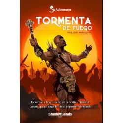 Tormenta De Fuego (Spanish)