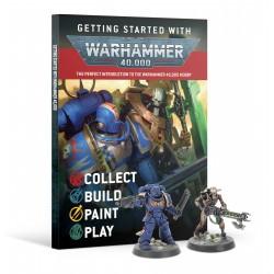 Iníciate En Warhammer 40000 (Spanish)
