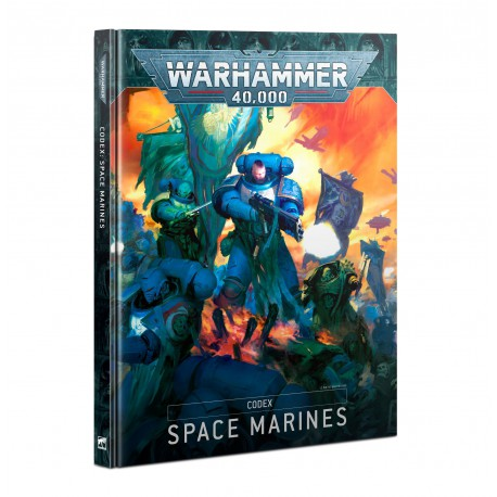 Codex: Space Marines (Castellano)