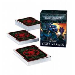 Datacards: Space Marines (Spanish)
