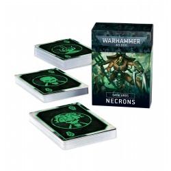 Datacards: Necrons (English)