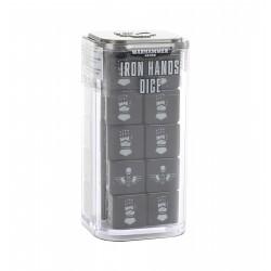 Iron Hands Dice Set