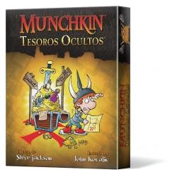 Munchkin Tesoros Ocultos (Spanish)