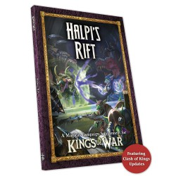 Clash of Kings 2021: Halpi's Rift (Inglés)