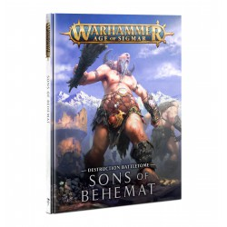 Battletome: Sons Of Behemat (Castellano)