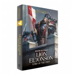 Lion El'jonson: Lord Of The First (Inglés)