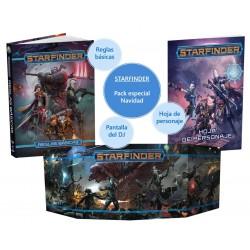 Pack de inicio de Starfinder (Spanish)