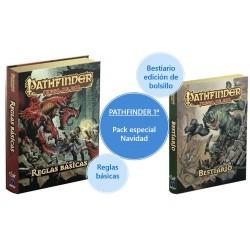 Pack de inicio de Pathfinder 1ª (Spanish)
