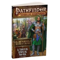 El Templo del Espíritu - Pathfinder: El retorno de los señores de las runas 4 (Spanish)
