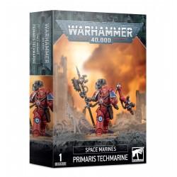 Space Marines: Tecnomarine Primaris (1)