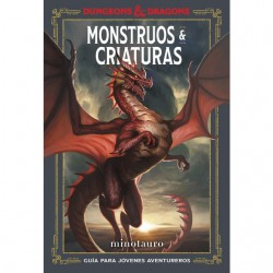 Dungeons & Dragons: Monstruos & Criaturas (Spanish)