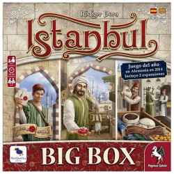 Istanbul Big Box (Spanish)