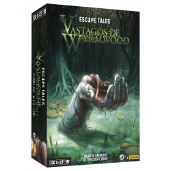 Escape Tales Vástagos De Wyrmwood (Spanish)
