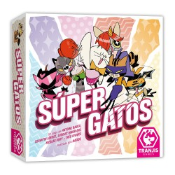 Súper Gatos (Spanish)