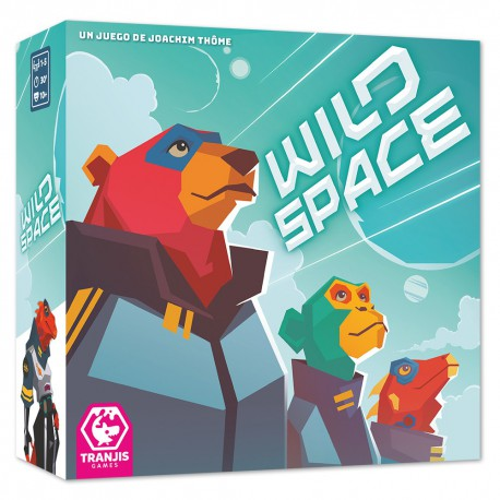 Wild Space (Spanish)