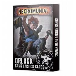 Necromunda: Orlock Gang Tactics Cards (English)